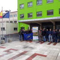 Reunión equipo GO Ecopionet en Salamanca