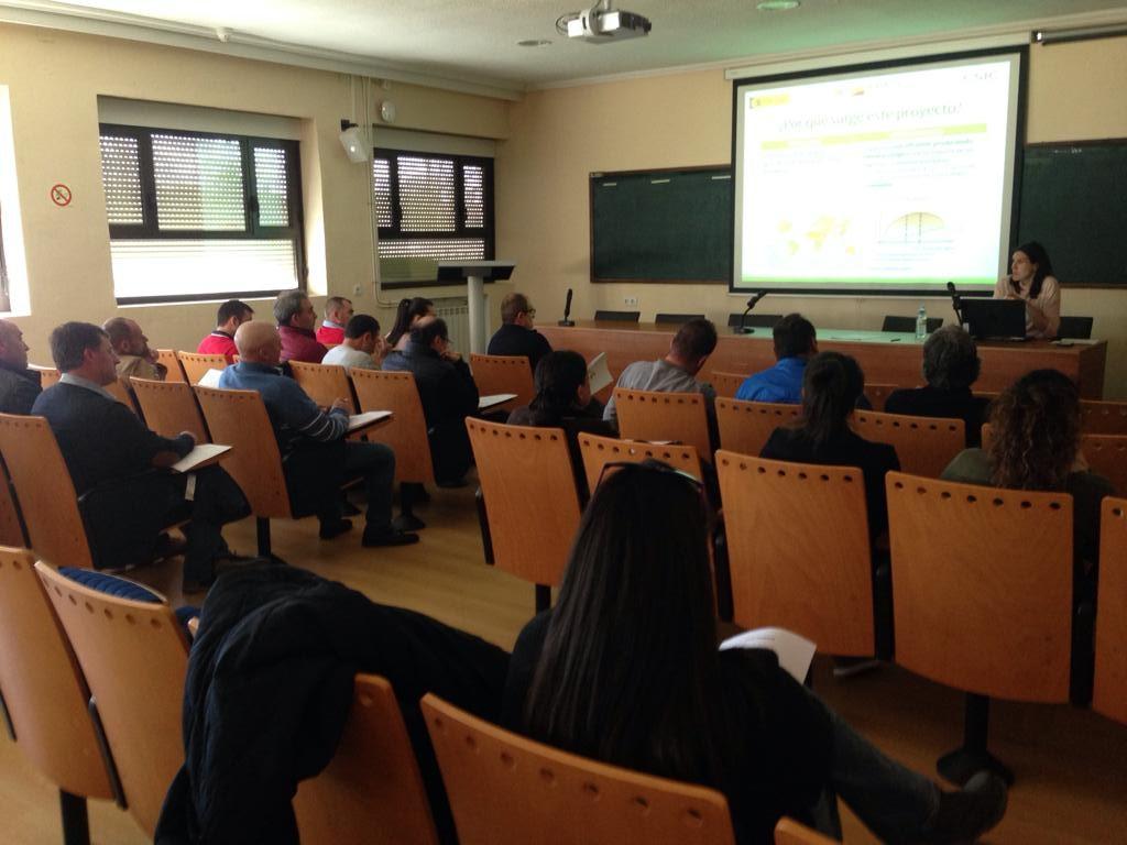 Jornadas formativas en Toledo y en Salamanca
