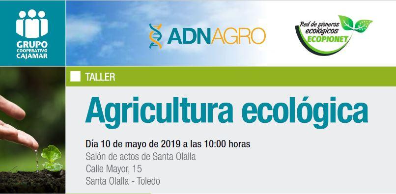 Taller sobre agricultura ecológica en Toledo
